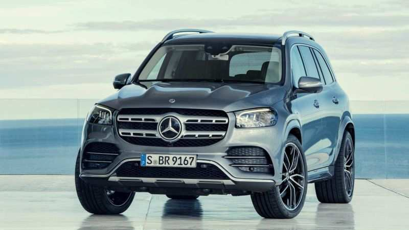 78 The Best 2020 Mercedes Gl Class Interior