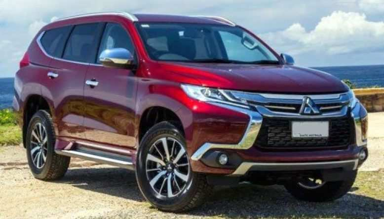 78 The Best 2020 Mitsubishi Pajero Concept And Review