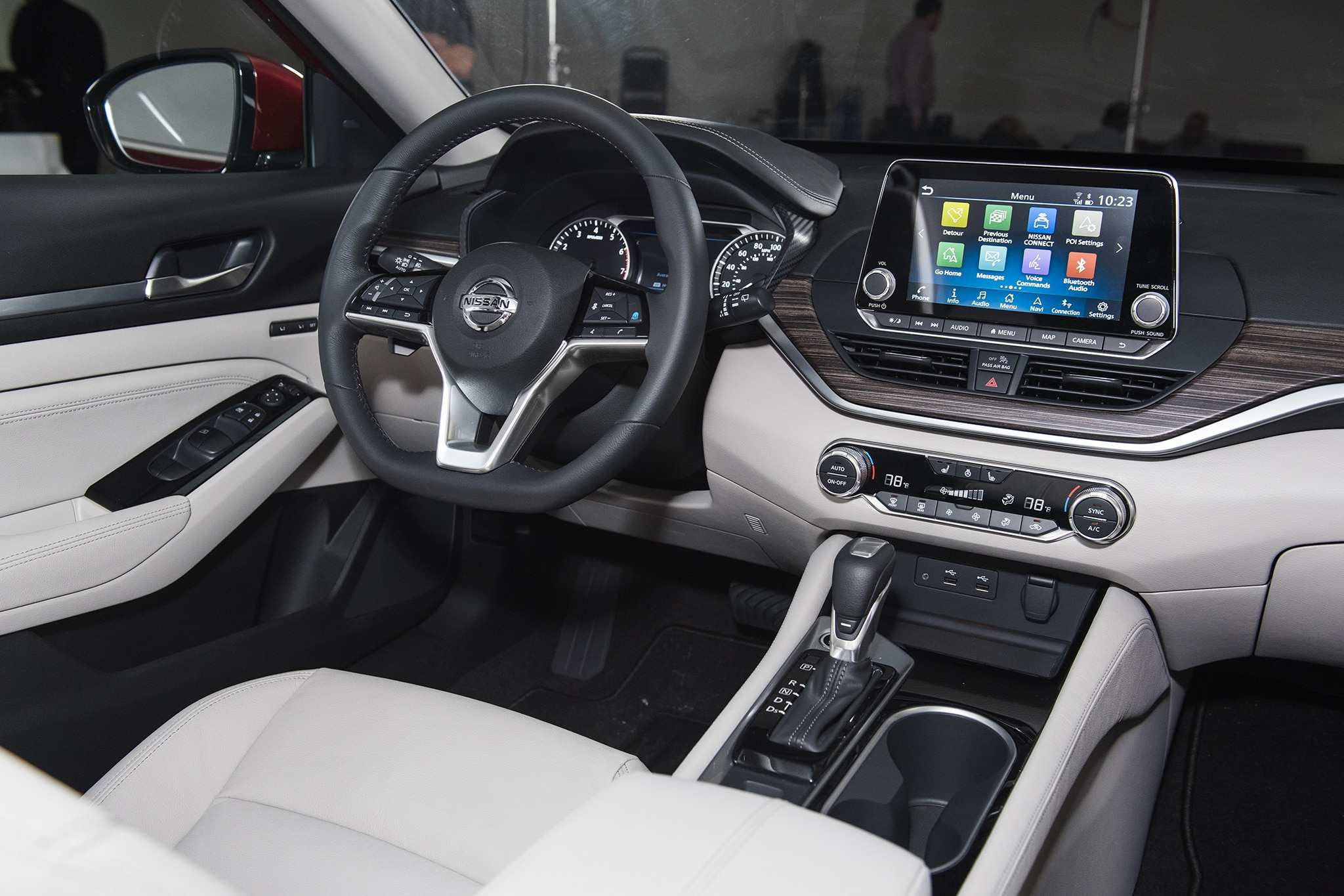 78 The Best 2020 Nissan Altima Interior Redesign And Review