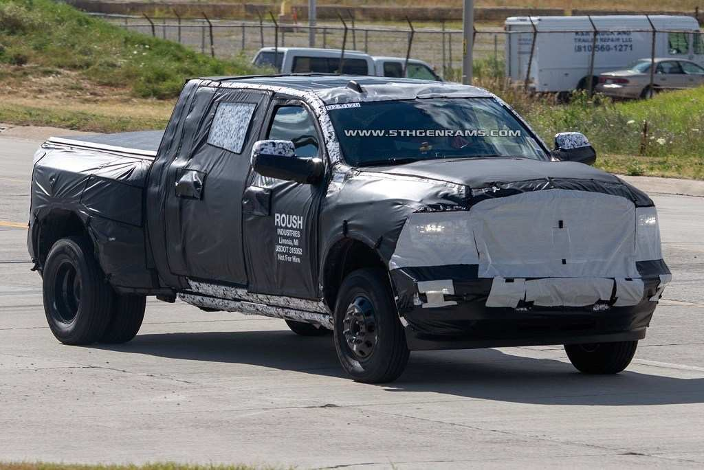 78 The Best 2020 Ram 3500 Diesel Performance And New Engine