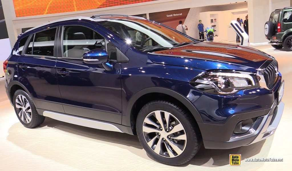 78 The Best 2020 Suzuki Sx4 New Model And Performance