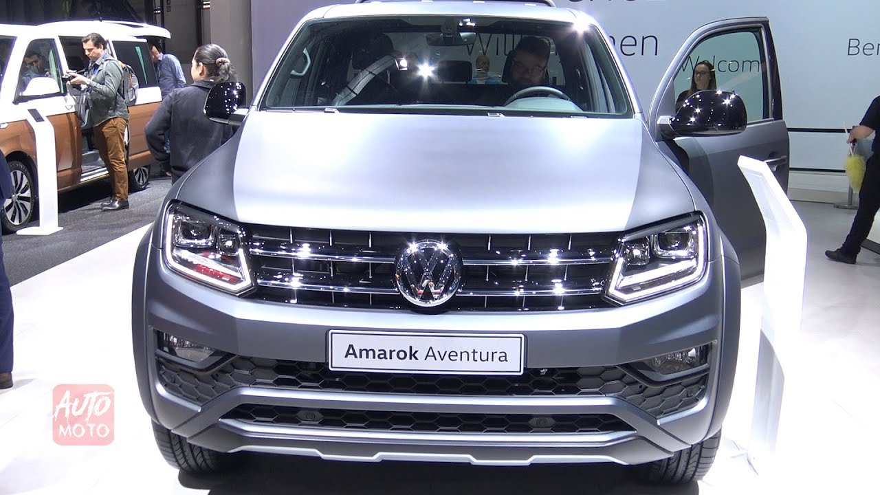 78 The Best 2020 VW Amarok Model