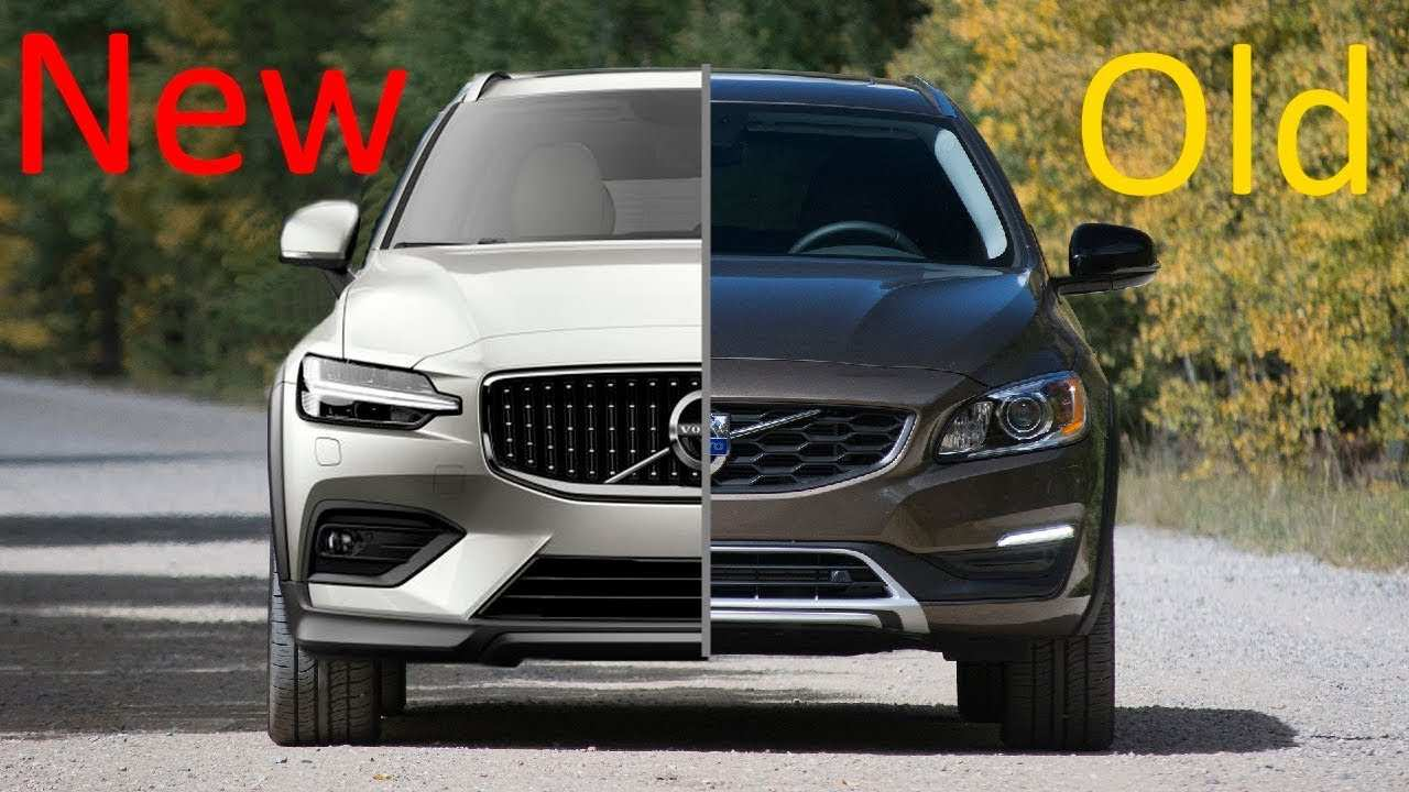 78 The Best 2020 Volvo V60 Cross Country Photos