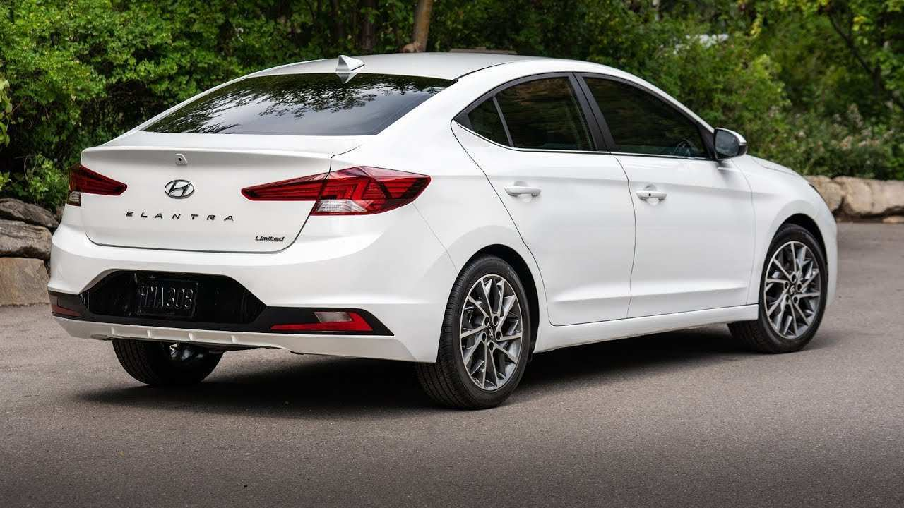 78 The Best Hyundai Elantra 2020 Review And Release Date