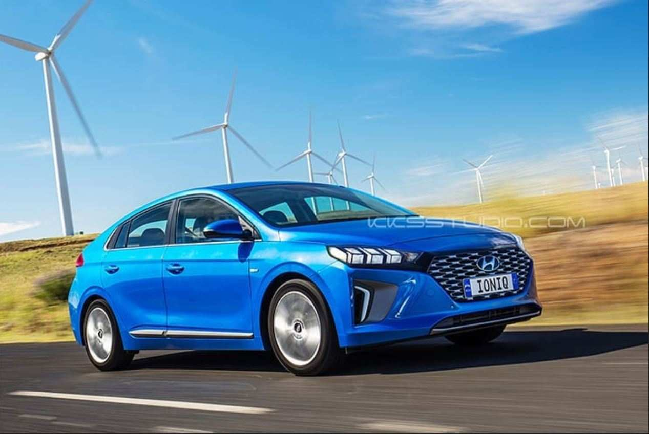 78 The Best Hyundai Ioniq 2020 Redesign And Review