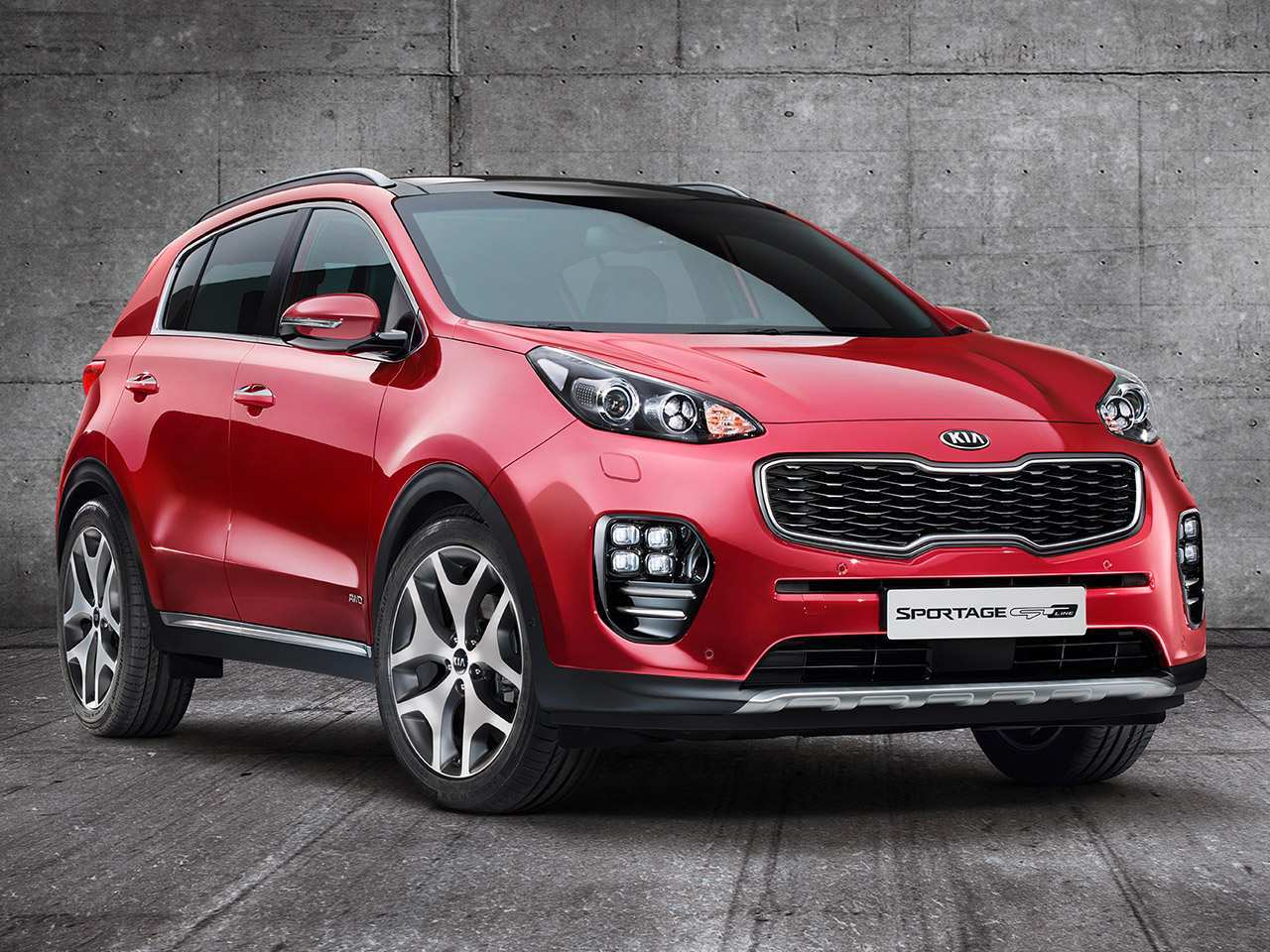 78 The Best Kia Sportage 2019 Vs 2020 Release Date And Concept