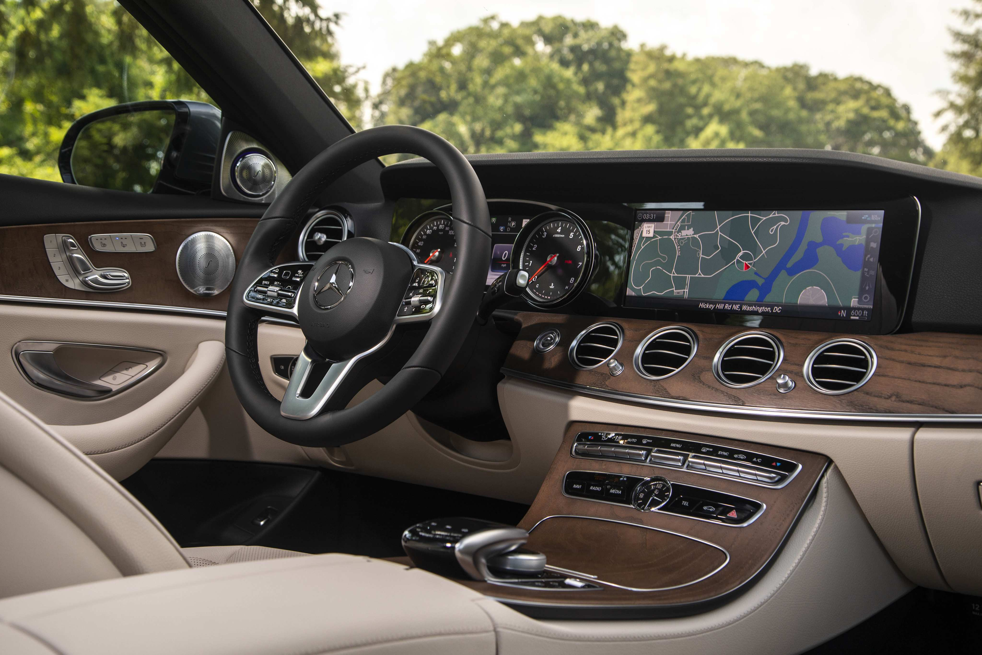 78 The Best Mercedes Interior 2019 Release