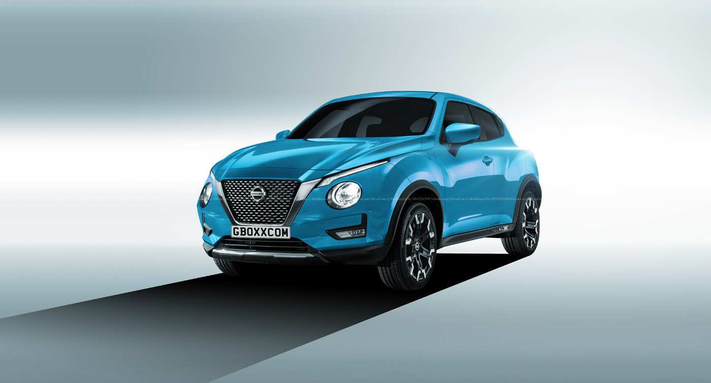78 The Best Nissan Juke Concept 2020 Performance And New Engine