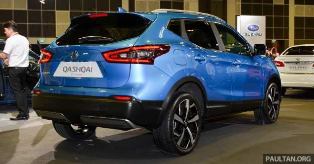 78 The Best Nissan Qashqai 2020 Hybrid Redesign And Concept