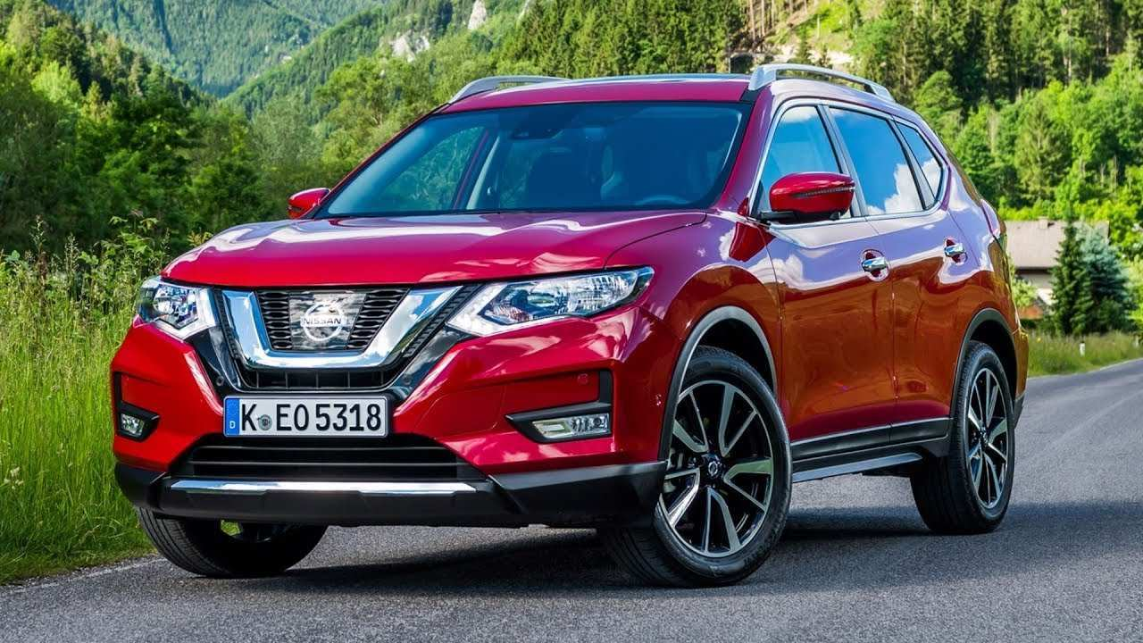 78 The Best Nissan X Trail 2019 Review Review
