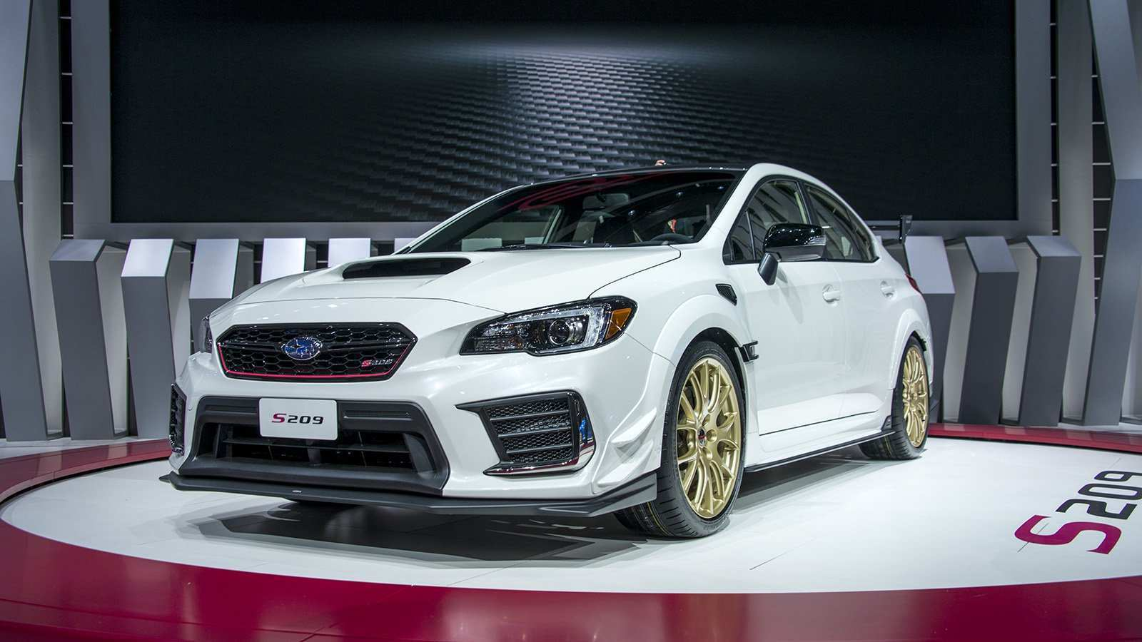 78 The Best Subaru News Sti 2020 Redesign And Review