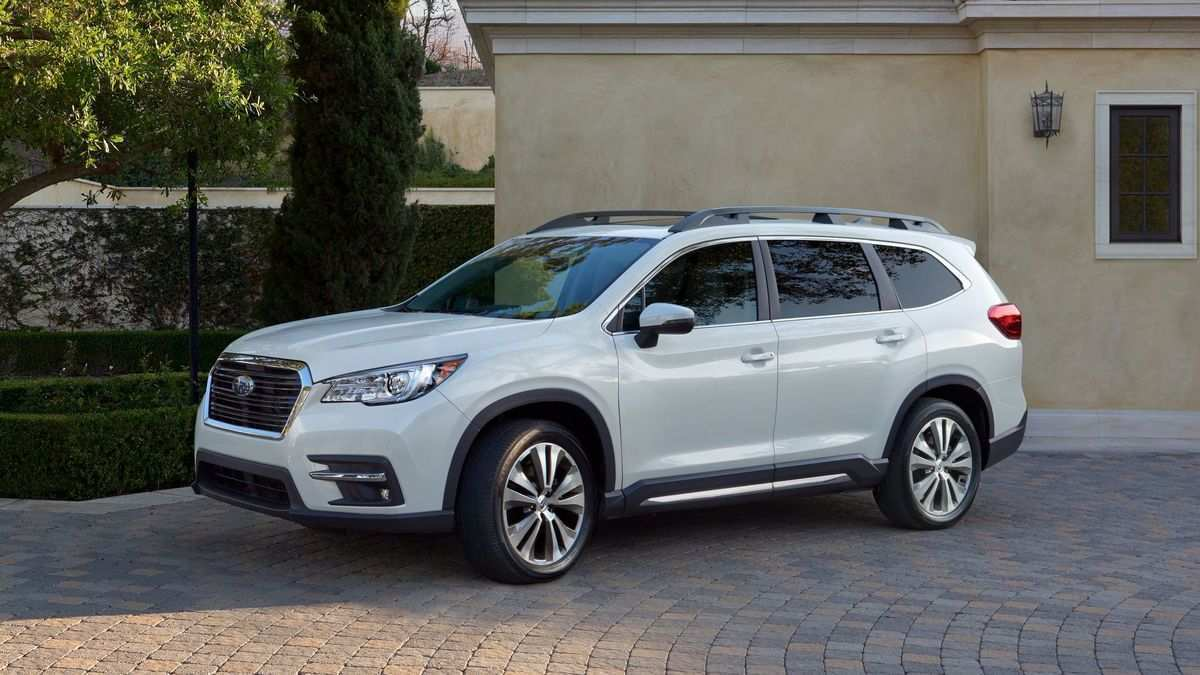 78 The Best Tribeca Subaru 2019 Exterior And Interior
