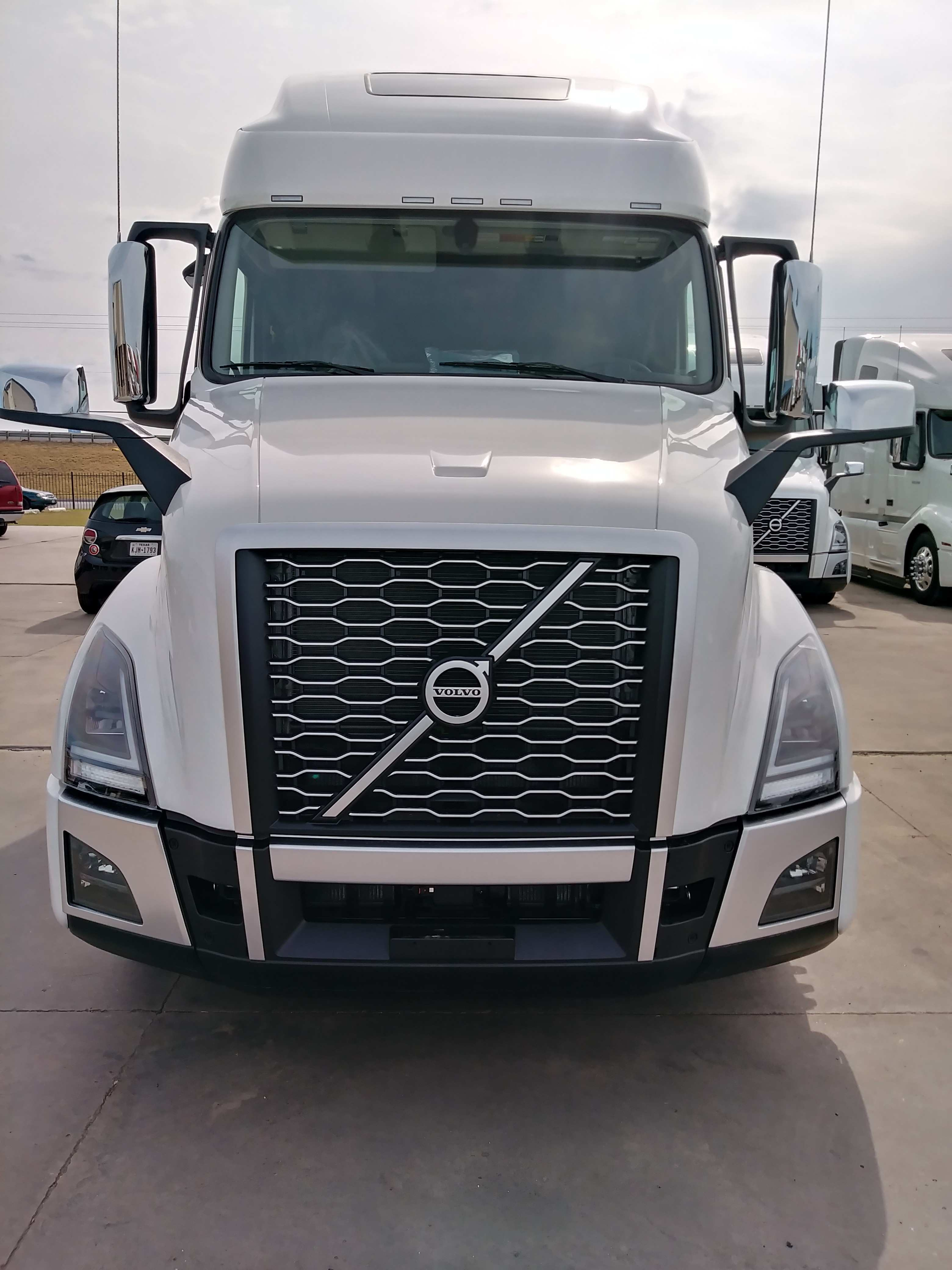 78 The Best Vnl Volvo 2019 Overview