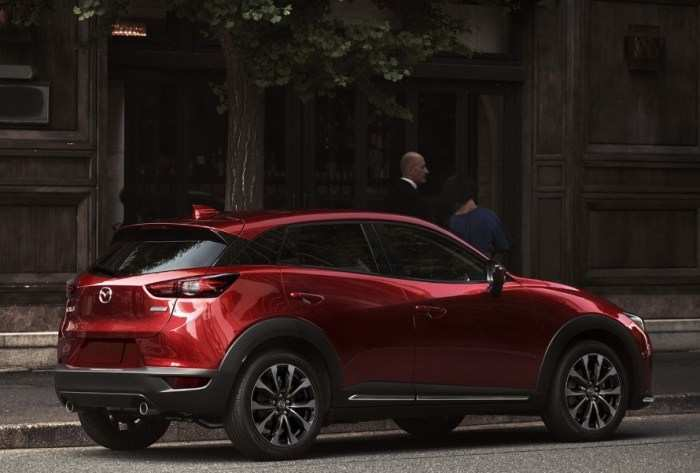 78 The Future Mazda Cx 3 2020 Price And Review