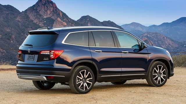 78 The Honda Pilot 2020 Changes Price Design And Review
