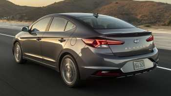 78 The Hyundai Elantra 2020 Pictures