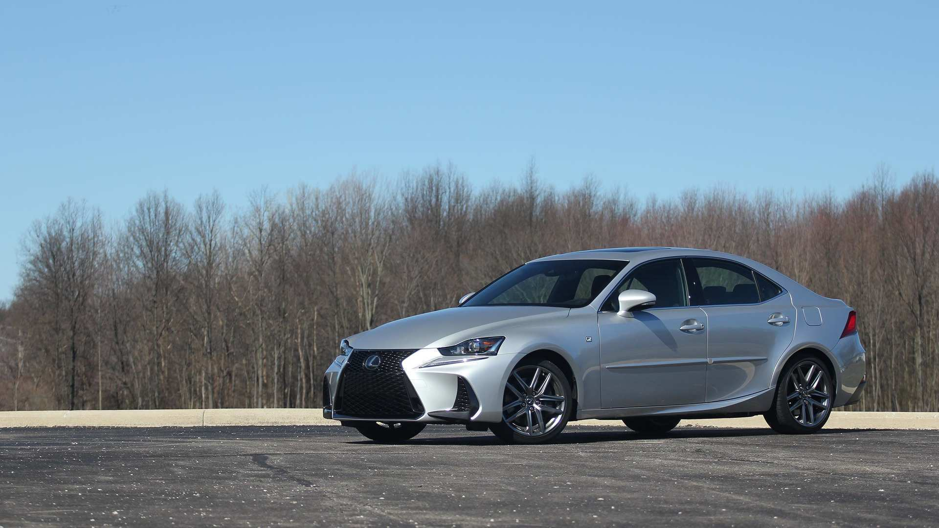 78 The Lexus Is300H 2020 Concept And Review