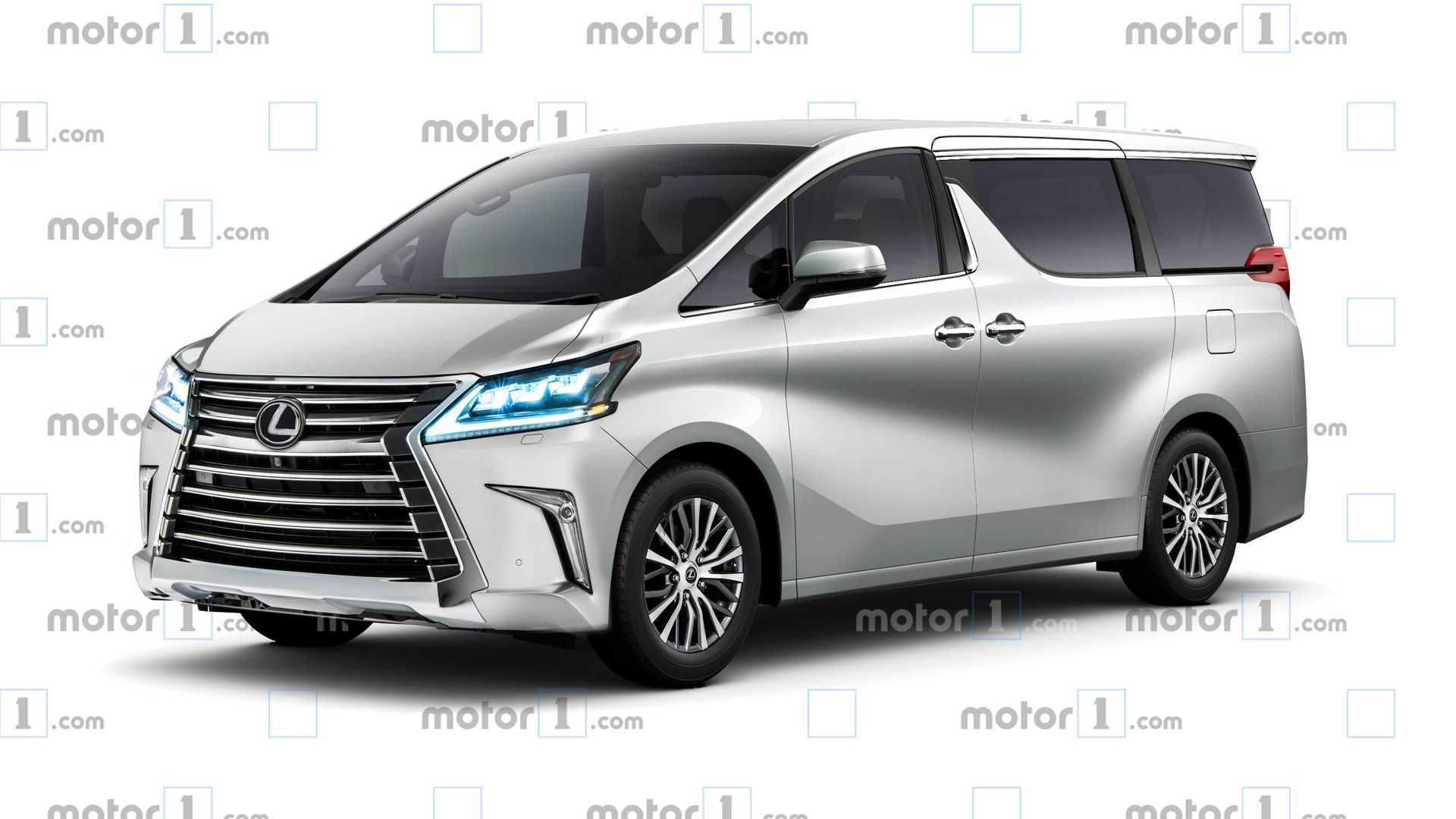 78 The Lexus Van 2020 Price Price Design And Review
