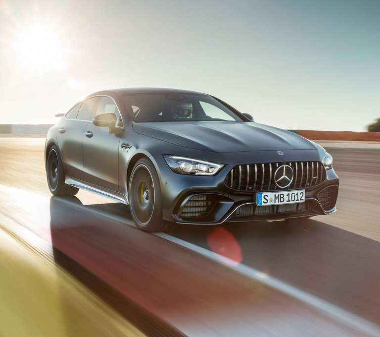 78 The Mercedes Amg Gt 2019 Concept
