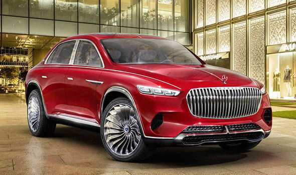 78 The Mercedes Maybach Suv 2019 Configurations
