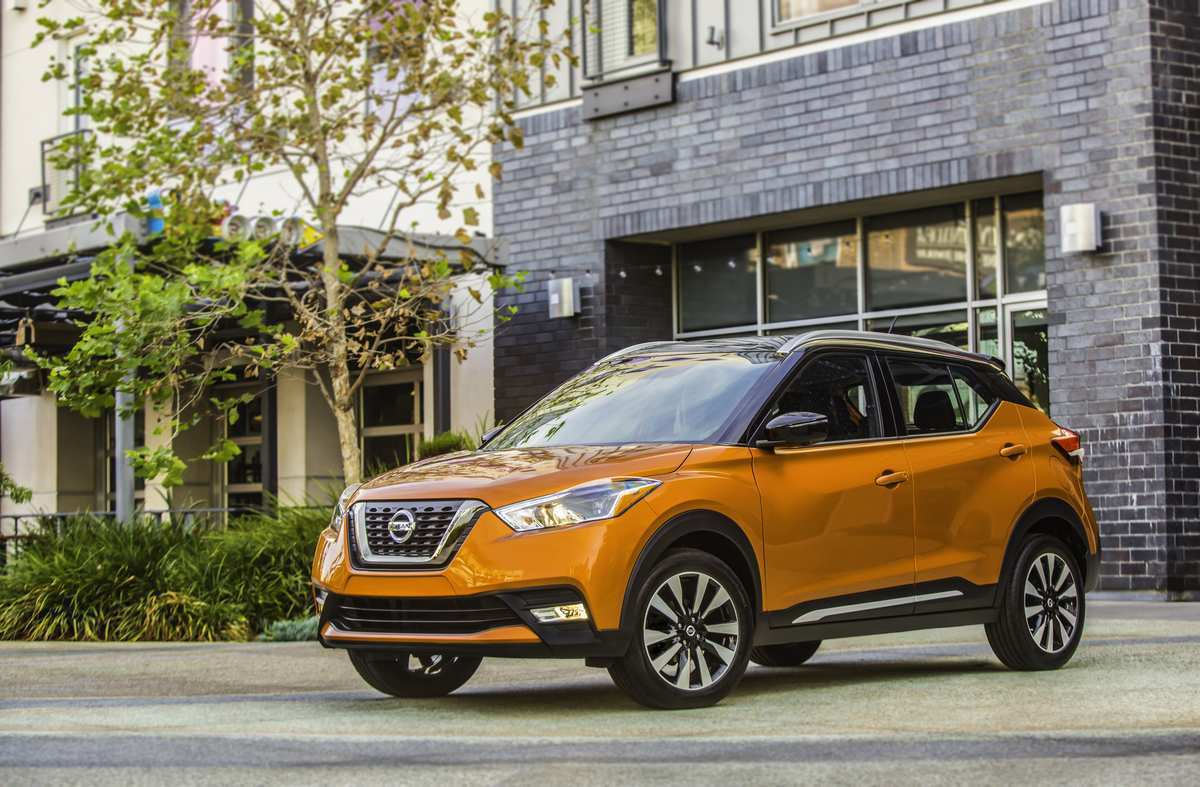 78 The Nissan Kicks Awd 2020 Concept And Review