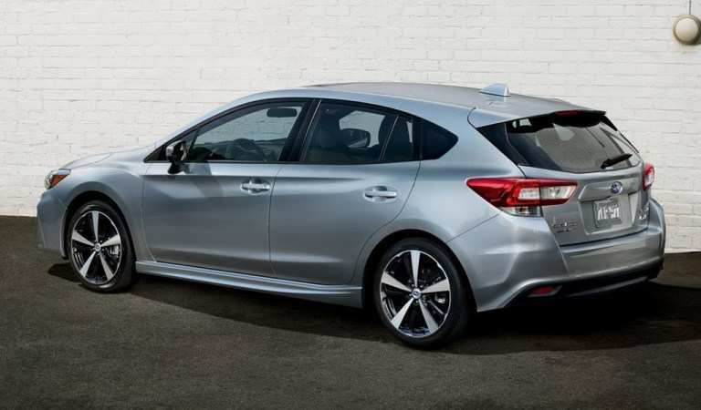 78 The Subaru Impreza 2020 Release Date Specs And Review