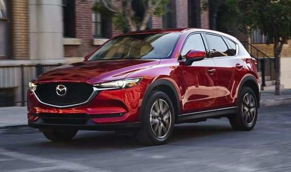 78 The Xe Mazda Cx5 2020 Spesification
