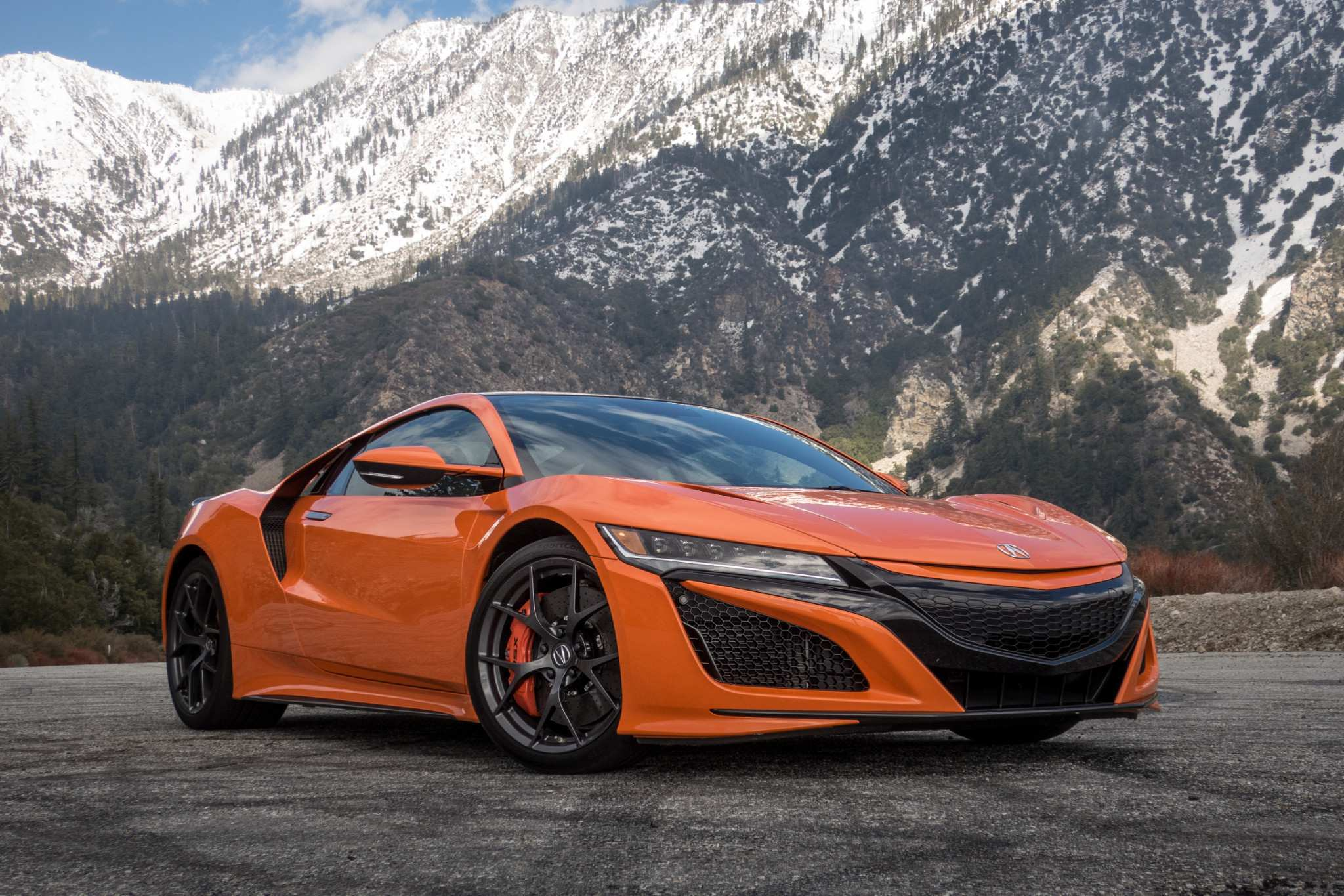 79 A 2019 Acura NSX Pricing