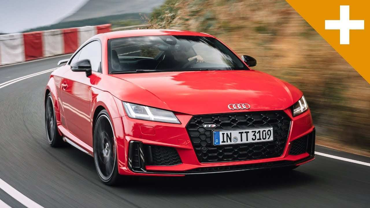 79 A 2019 Audi TT Research New