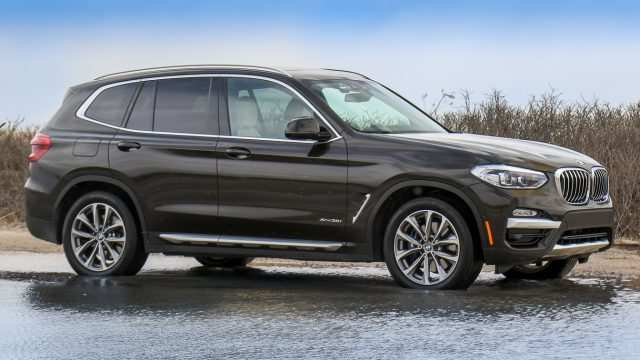 79 A 2019 BMW X3 Hybrid Engine
