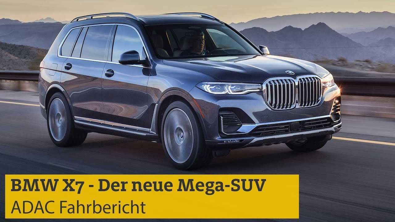 79 A 2019 BMW X7 Suv Images