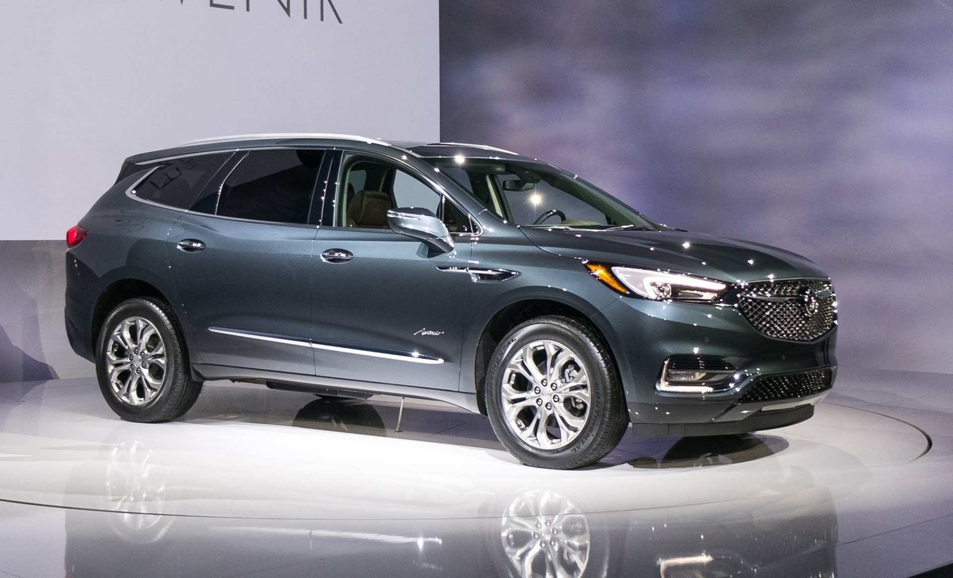 79 A 2019 Buick Enclave Spy Photos Redesign And Concept