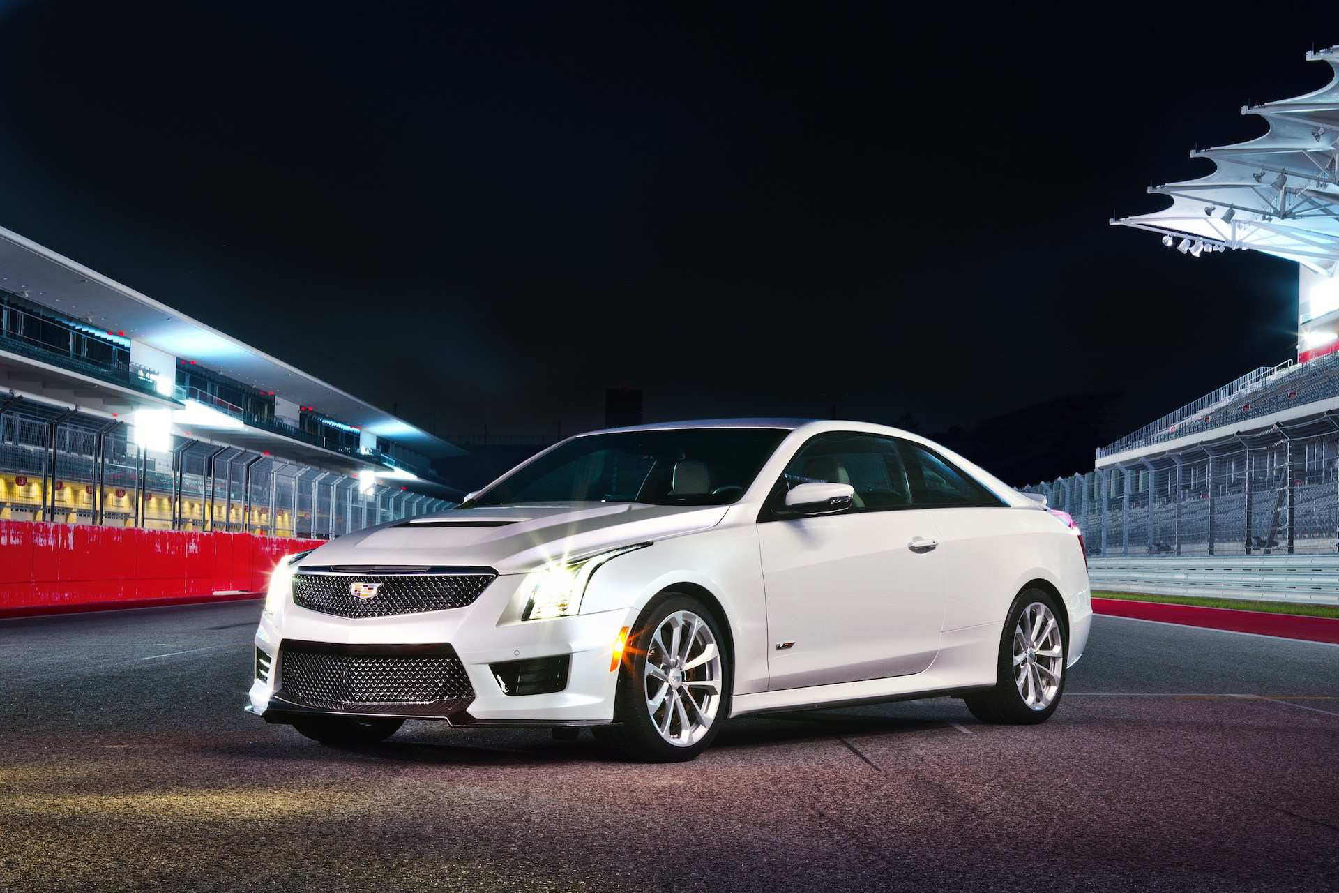 79 A 2019 Cadillac Ats V Coupe Speed Test