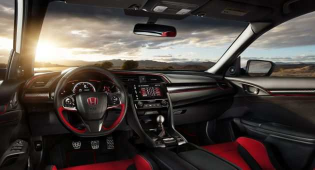 79 A 2019 Honda Civic Si Type R Images