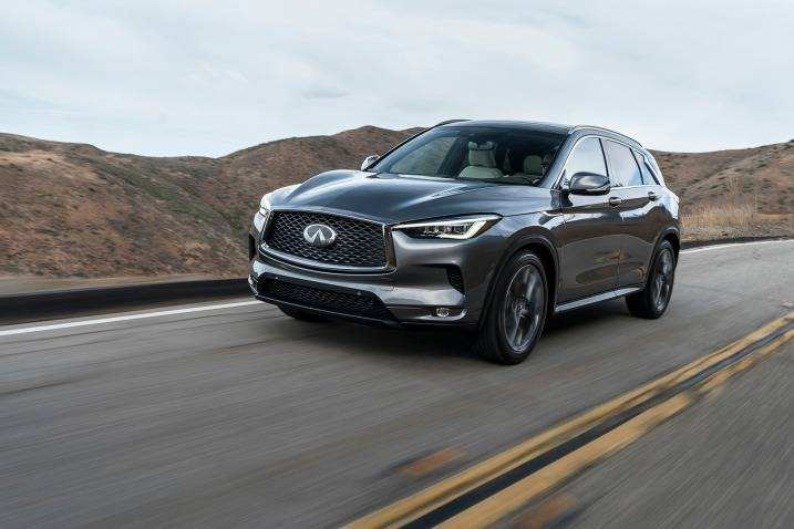 79 A 2019 Infiniti Qx50 First Drive Ratings