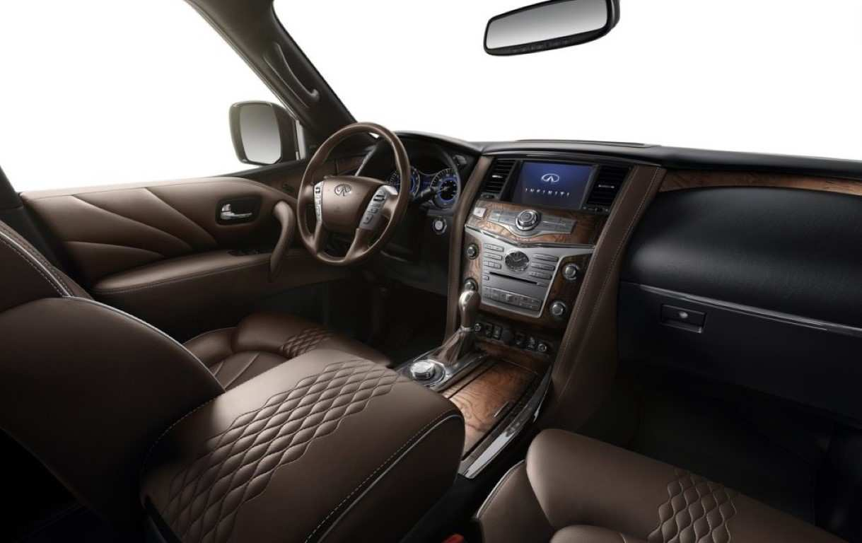 79 A 2019 Infiniti Qx80 Monograph Ratings