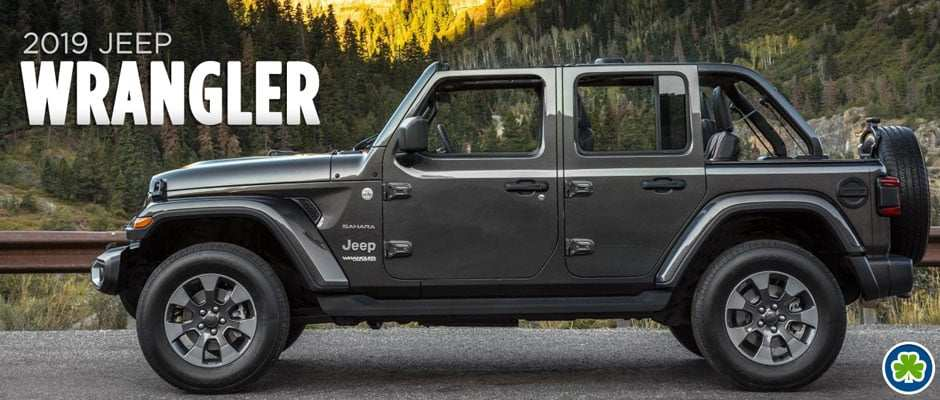 79 A 2019 Jeep Patriot Performance And New Engine