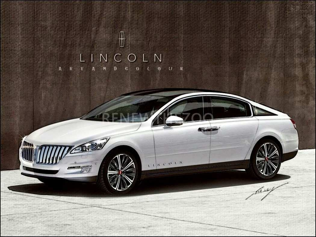79 A 2019 Lincoln MKS Rumors