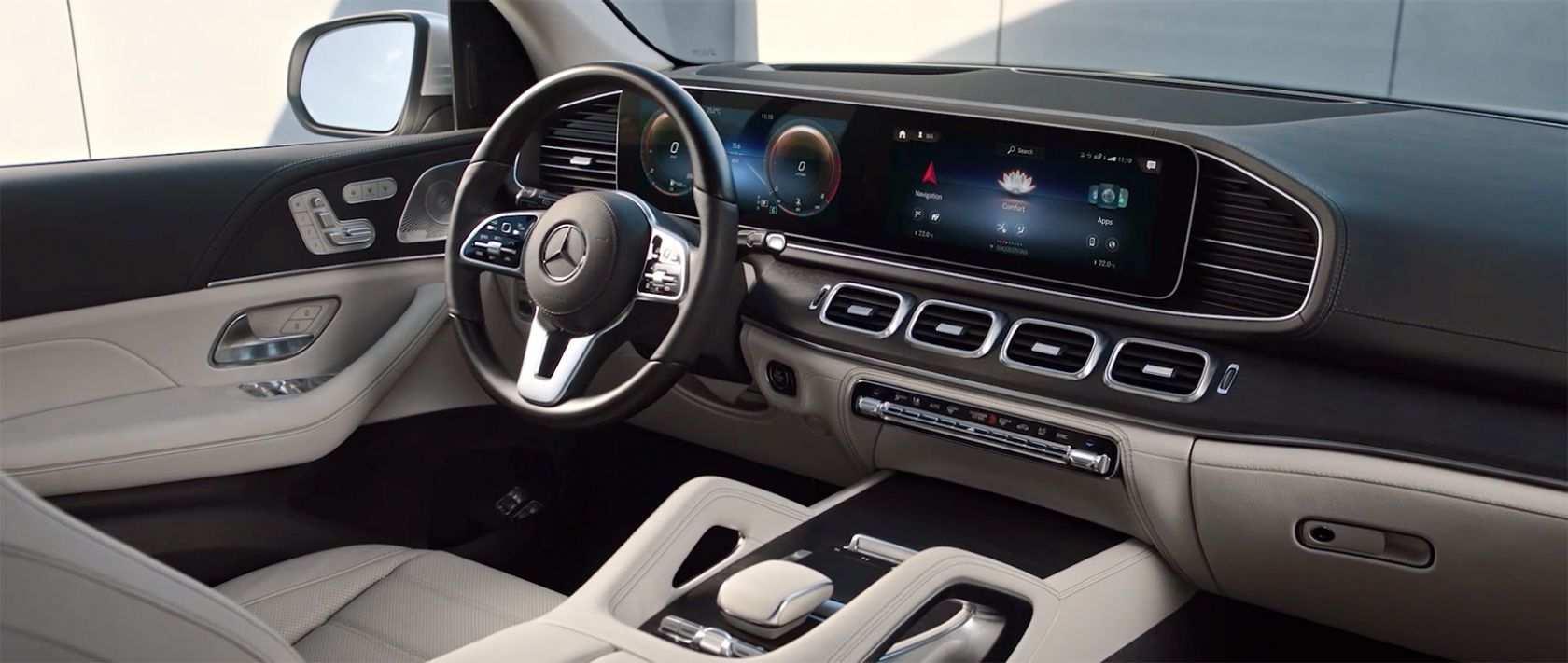 79 A 2019 Mercedes GLS Review And Release Date
