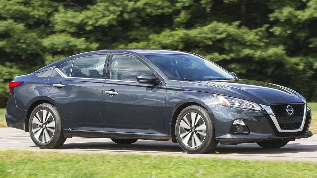 79 A 2019 Nissan Altima Engine Pictures