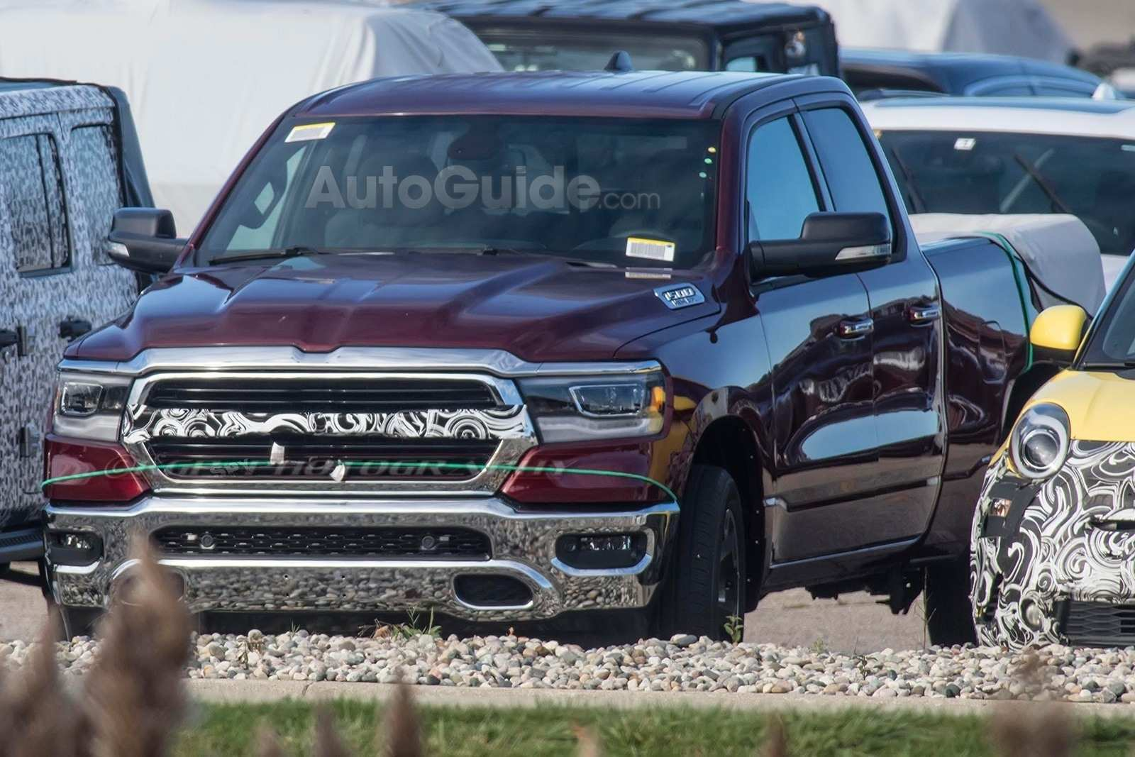 79 A 2019 Ramcharger Configurations