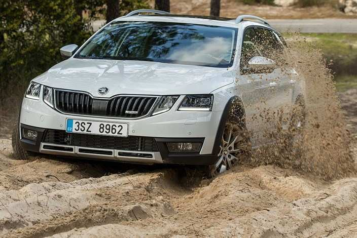 79 A 2019 Skoda Scout Redesign And Review