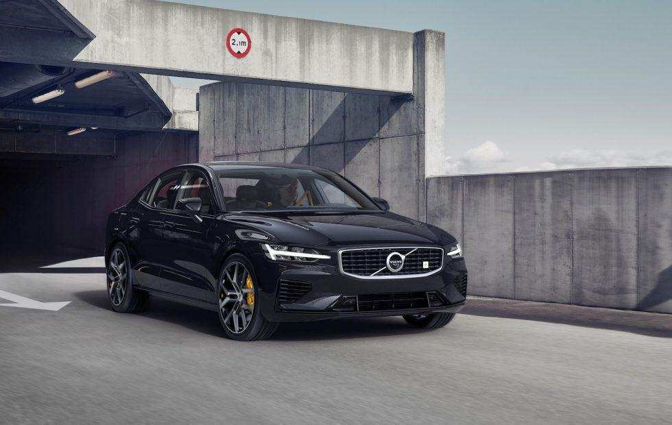 79 A 2019 Volvo S60 Polestar Overview