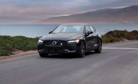 79 A 2019 Volvo S60 R Redesign