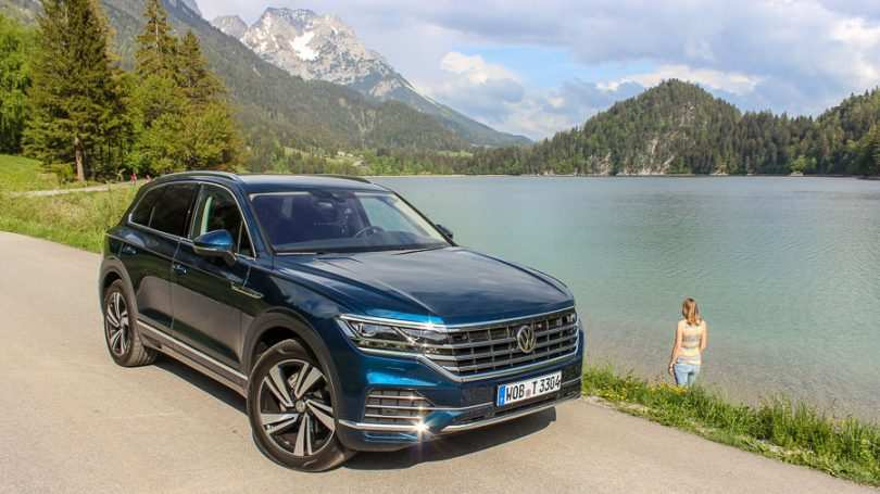 79 A 2019 Vw Touareg Tdi Price And Review
