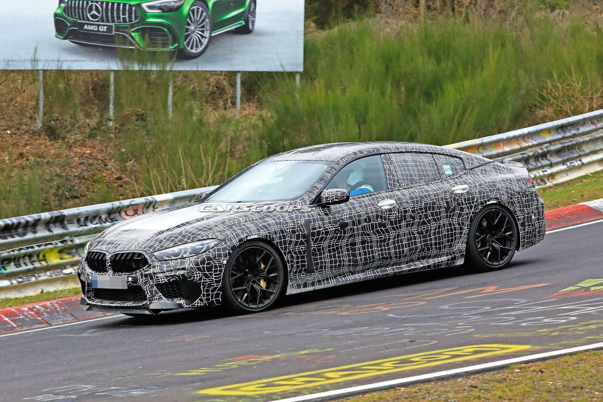 79 A 2020 BMW M8 Release