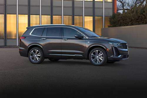 79 A 2020 Cadillac Xt6 Premium Luxury Picture