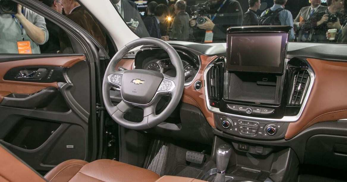 79 A 2020 Chevrolet Suburban Overview