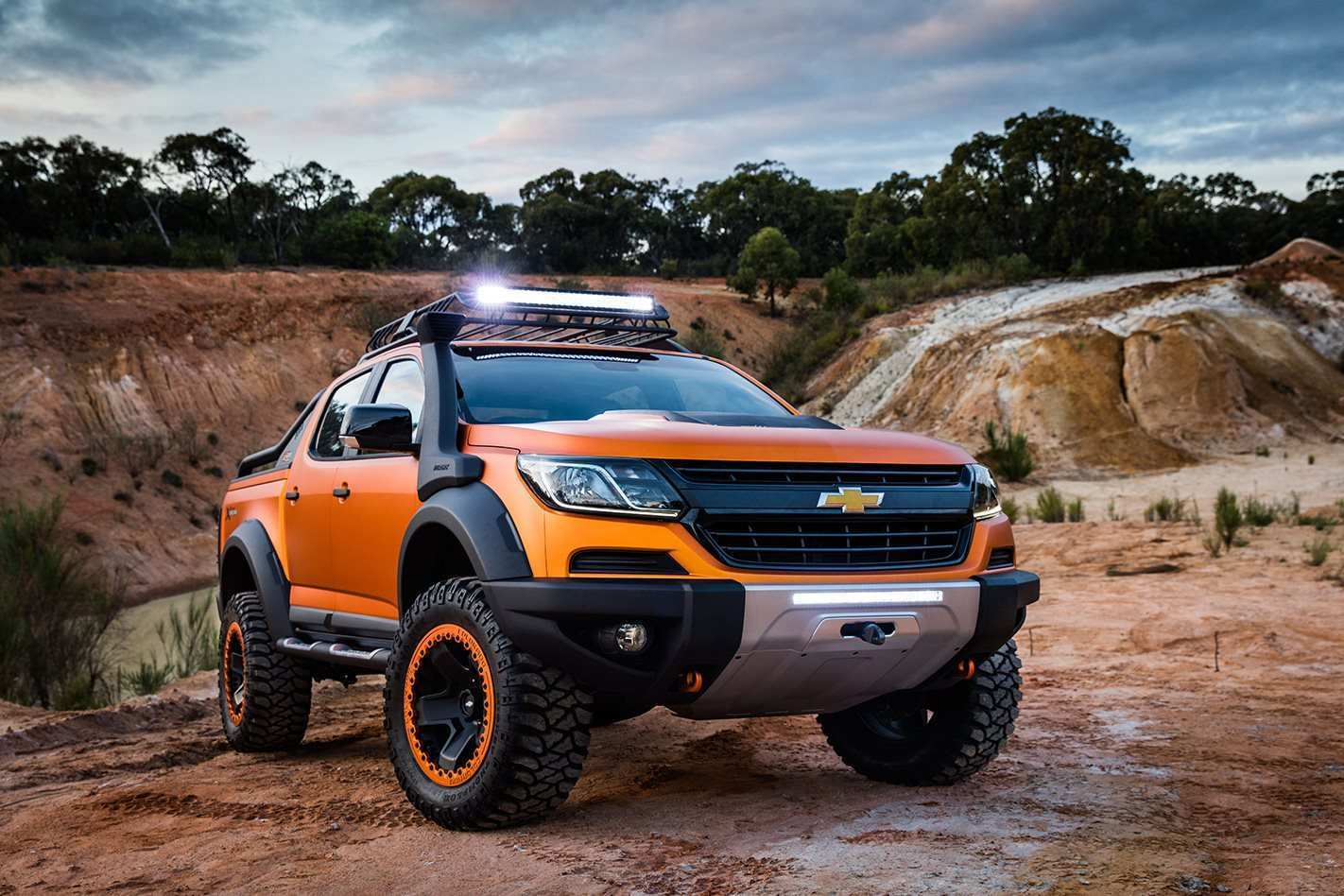 79 A 2020 Chevy Colorado Going Launched Soon Price And Review