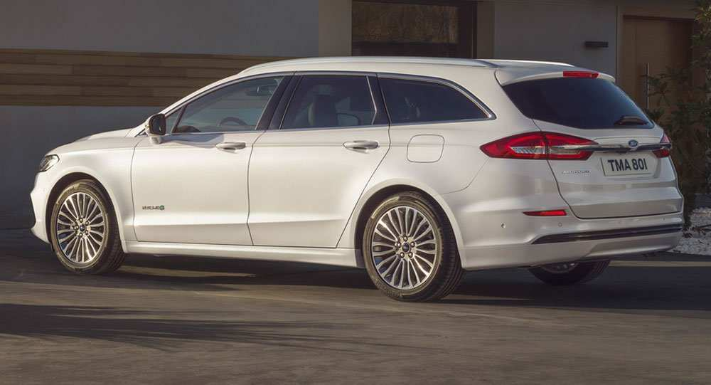 79 A 2020 Ford Mondeo Concept And Review